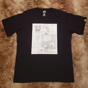 Disney Pixar Wall-E T-shirt